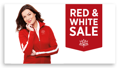 Red & White Sale