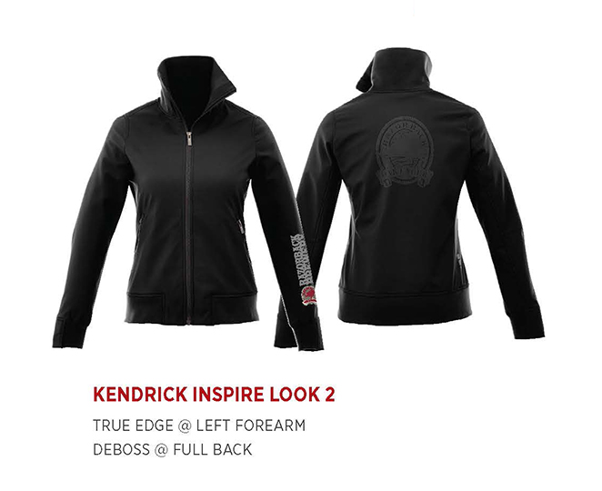 M kendrick softshell jacket trimark sportswear group