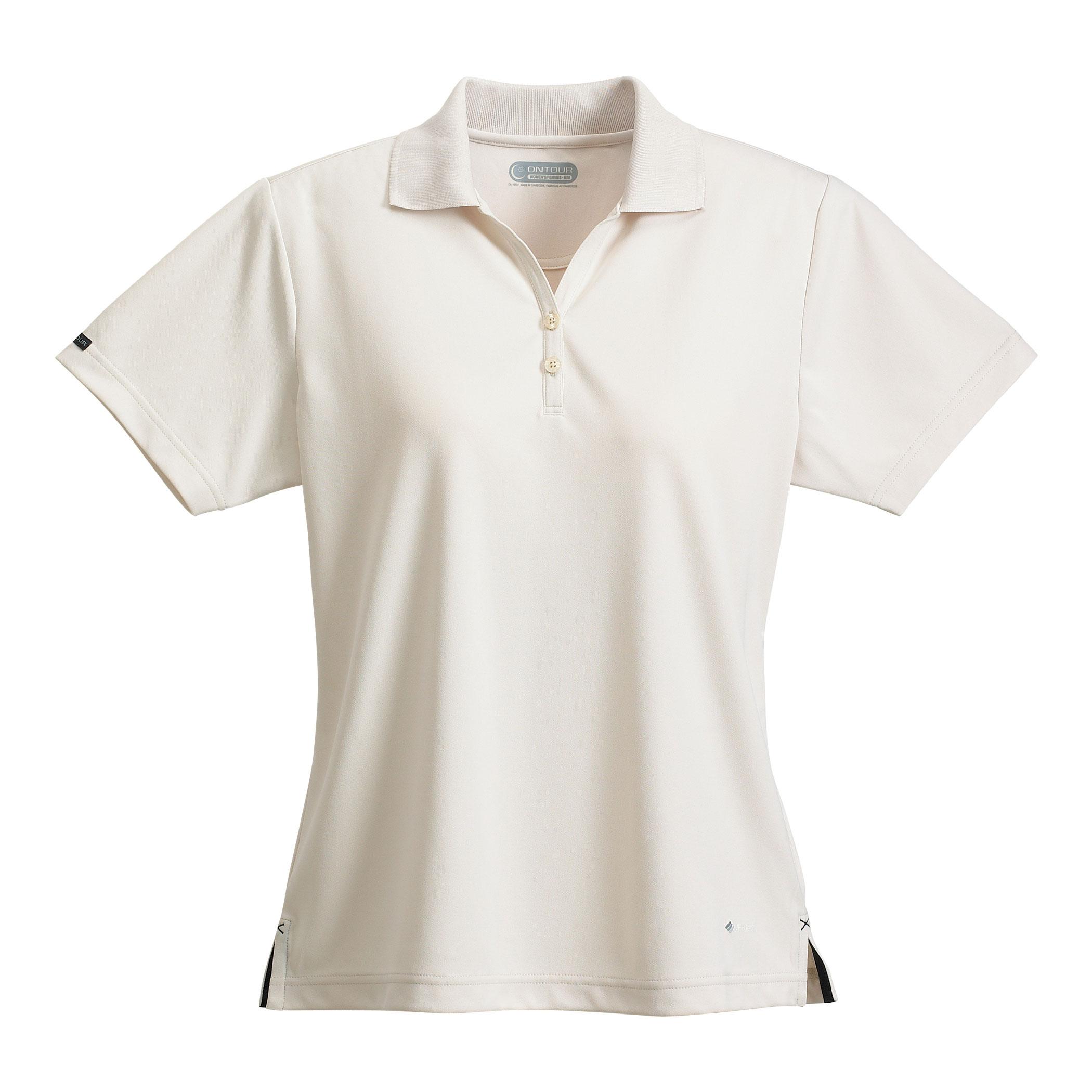 26b1d90f5dec6 W-MORENO TEXT MICRO SS POLO Trimark Sportswear Group